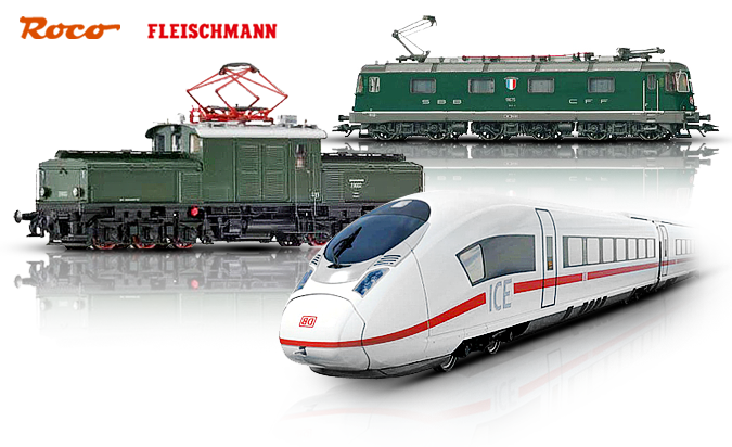 Roco and Fleischmann 2013 New Items!!