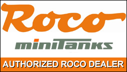 Roco Model Trains and Accessories