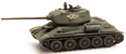 T34 - 85mm Gun Soviet Army Green-Winter
