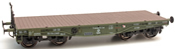German Flat Car SSy 45 USTC nr 554238P (DB), III