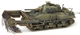 UK Sherman M4A4 Crab