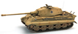 WM Tiger II Henschel, yellow