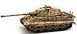 WM Tiger II Henschel, Camo
