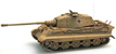 WM Tiger II Henschel w.Zimmerit, yellow