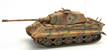 WM Tiger II Hensch w. Zimmerit, yellow camo