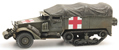 US HALFTRACK M3A1 Ambulance