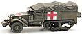 US HALFTRACK M3A1 Ambulance