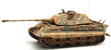 WM Tiger II w. Porsche Turret, Camo