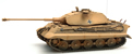 WM Tiger II w. Porsche Turret, Yellow