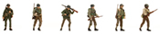 US Infantry (6 Fig)