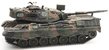 BRD Leopard 1A1A2 camouflage train load