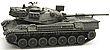 NL Leopard 1 voor treintransport