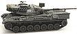 BRD Leopard 1 ready for rail transport German Army