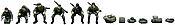 Motorcycle infantrymen