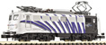 Electric Locomotive BR 139 Locomotion w/int