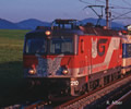 "Austrian Electric Locomotive 1044 210-1 ""Union"" of the OBB w. Sound"