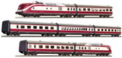 "German Railcar Set BR 601 ""Alpen-See-Express"" of the DB"