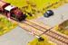 Wooden Plank Crossing