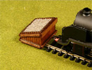 Wooden Buffer Stops Laser-Cut x2