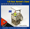 Race Marshals Stand