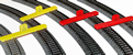 Parallel Track Tools Set for Marklin C-Track