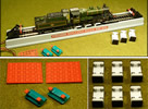 6 Axle Rolling Road w/Cleaning HO (Not yet available for wholesale)