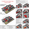 Track & Metal Cutter w/Power supply