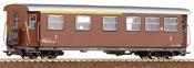 Passenger Car Mariazeller AB brown