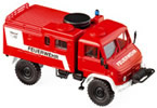 Unimog S TLF 8 Fire Department