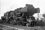 Steam locomotive series 52 REKO, DR