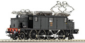 Electric locomotive E.432 type of the FS