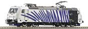 Electric Locomotive BR 185.5 LOCOMOTION