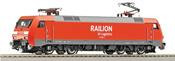 BR 152 electric locomotive, DB AG