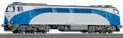 Diesel Loco Series 333 Grandes Lineas Sound