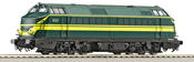 Diesel locomotive series 60, SNCB