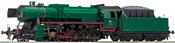 Steam locomotive series 26, SNCB AC w/sound