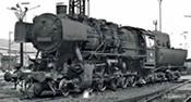 Steam locomotive BR 053, DB AC