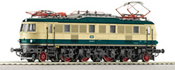 Electric locomotive BR 118 of DB