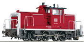 Diesel Locomotive Series 364 Digital Coupling