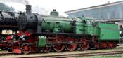 Museum locomotive 109.109, MÀV