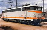 Electric Locomotive BB 16000