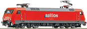 Electric locomotive BR 152, DB AG