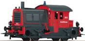 Diesel locomotive series 200/300, NL-Railion
