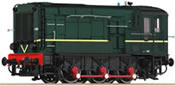 Diesel locomotive series 500/600, NS AC