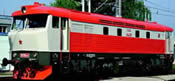 Diesel locomotive T478.1, red/grey, AC