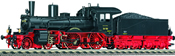 Steam Locomotive BR 36 DRG, AC-Sound