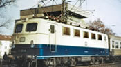 Electric Locomotive BR 141 Blue/Beige Livery