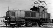 Electric Locomotive E60, DRG