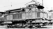 Electric Locomotive E60, DB