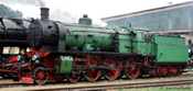 Museum locomotive 109.109, MÀV w/sound